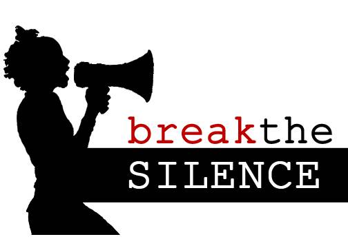 2012 Day of Silence logo that appeared on T-shirts distributed to students.